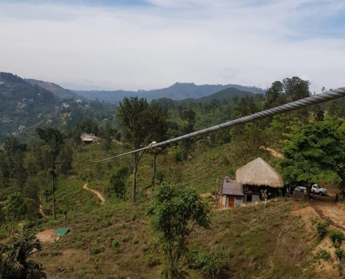 zip lines in sri lanka