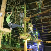 indoor high ropes course